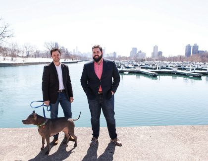 Alums Have Pet Project in Dog Food
