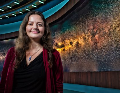 Out There: The Alum Behind 'Tabby's Star'