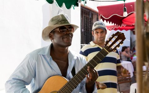 Specialized Classes Highlight College's Cuba Project