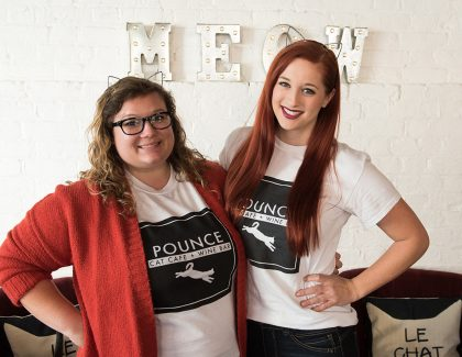 CofC Alum-Owned Cat Cafe Expands to Savannah