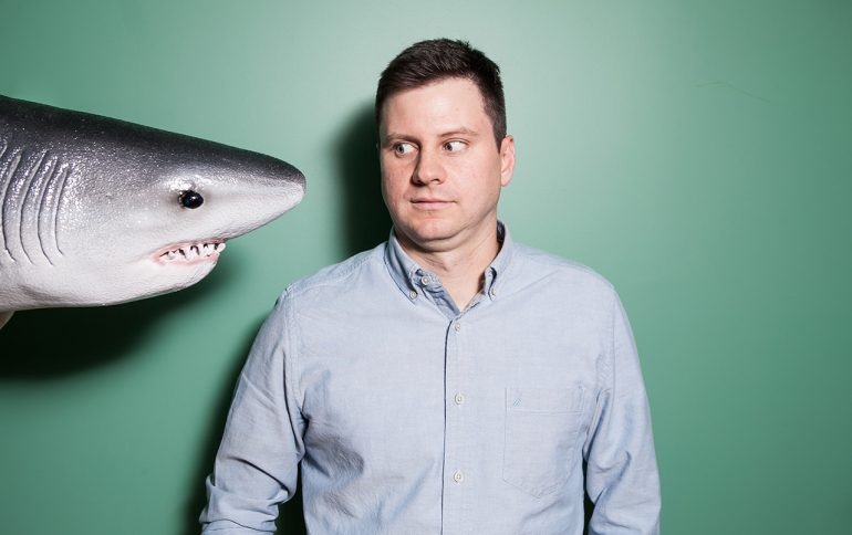 Discover this Alum's Work During Shark Week