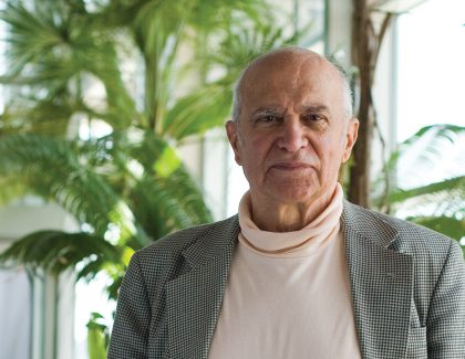 George Rabb, CofC Alum Who Transformed Chicago Zoo, Passes Away