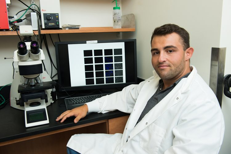 Student's Summer Research May Change Lives