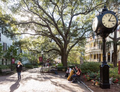 College Named 'Most Beautiful Campus' in South Carolina
