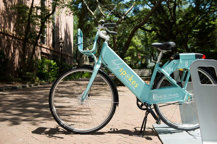 How to Use Charleston's Newest Bike Share in 8 Steps