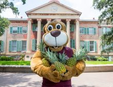College of Charleston to Greet New Students With a Warm #CougarWelcome