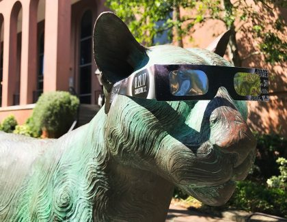The Solar Eclipse at CofC: Everything You Need to Know