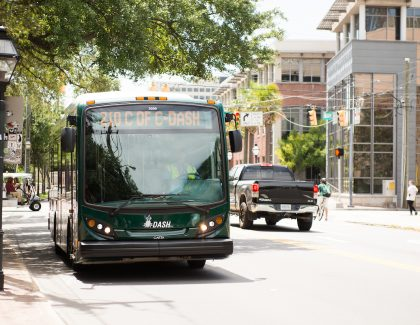 CofC Joins Effort to Reduce Area Traffic Congestion