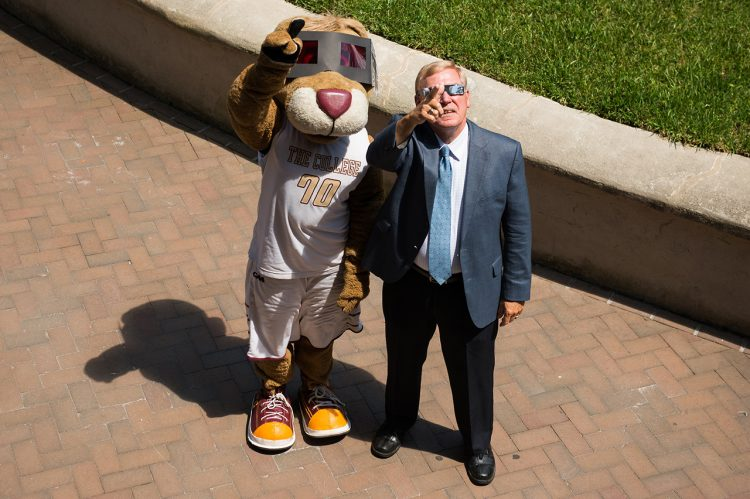 CofC to Host Eclipse Viewing Celebration for Students, Faculty & Staff