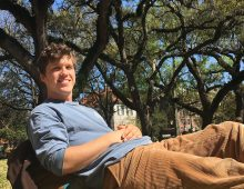 Under the Moss: Student Discovers New Appreciation for CofC