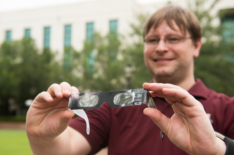 How CofC Is Helping Charleston Enjoy the Eclipse