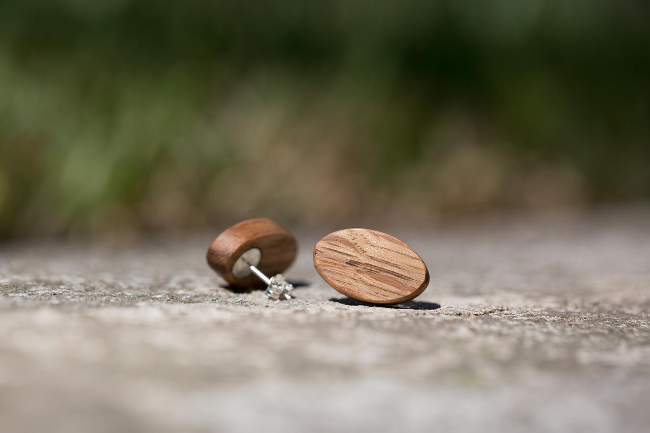 Oak Earrings