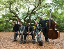 CofC Alums Celebrate Gullah Music with Ranky Tanky