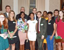 Hibernian Society Awards 13 Scholarships to CofC Students