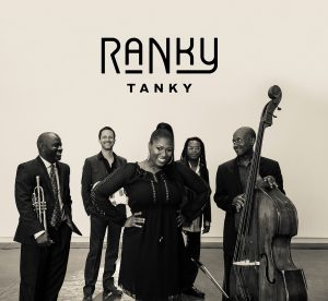 Ranky Tanky released its debut album of the same name last year. (Photo provided)