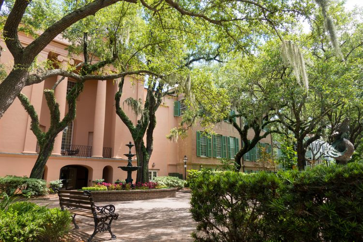 The Princeton Review Names CofC Top 'Green School'