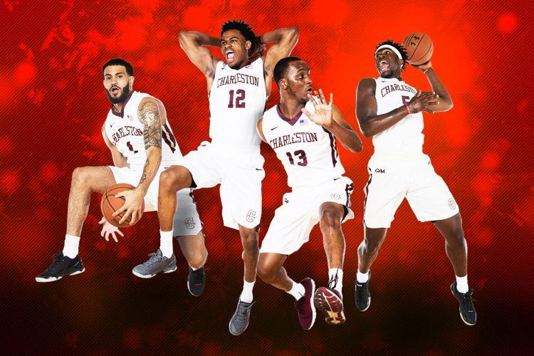 reputable site 9afdc 5ed66 College of Charleston Basketball Garners Preseason Media ...