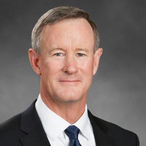 Retired Adm. William McRaven.