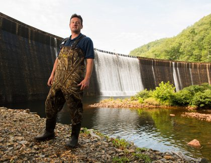 CofC Alum Sees Aquaculture as Solution to Hungry Planet