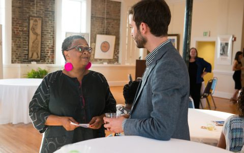 Race and Social Justice Initiative Welcomes Visiting Scholar
