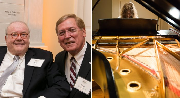 CofC Piano Program Receives $1.1M Gift