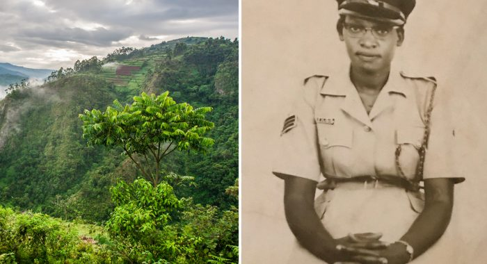 Professor's Research in Uganda Marked by Special Encounter