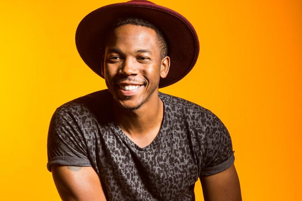 Brandon Brooks '15 is the founder and CEO of the music app JYVE.