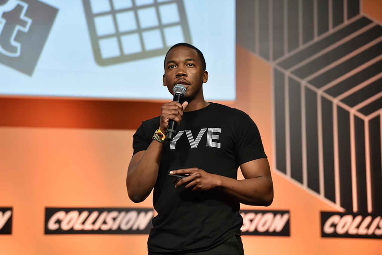 Brandon Brooks '15 founded JYVE, a live music booking app.