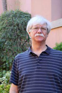 Professor emeritus George Hopkins