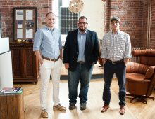 Three CofC Alums Shine Light on Solar Energy