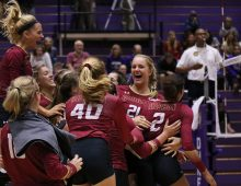 CofC Volleyball Team Headed to NCAA Championship