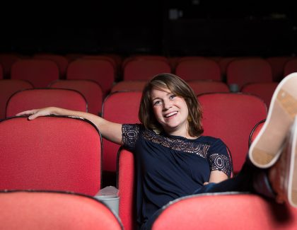 Betsy Harper Finds Her Silly Side as Improv Comedian