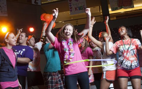 Dance Marathon Becomes Charleston Miracle