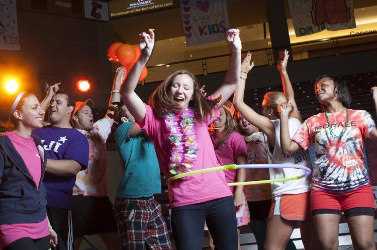 Dance Marathon Becomes Charleston Miracle