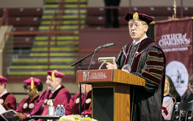 Higher Education Leader to Deliver Winter Commencement Address