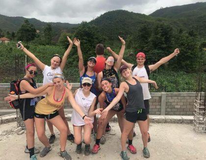 Student Club Conducts Humanitarian Work in Haiti