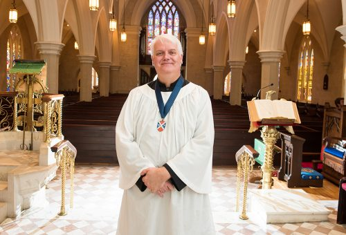 John Schroeder Stands Out in the Choral Community