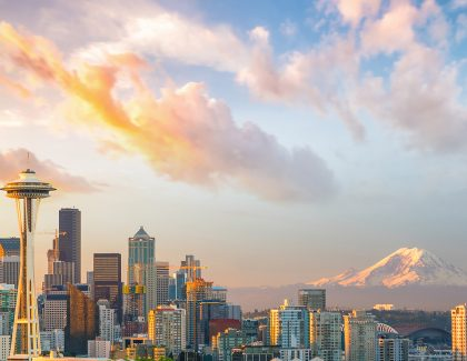 Geology Students Attend Global Conference in Seattle