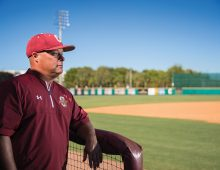 CofC Baseball Goes Big League with New Coach
