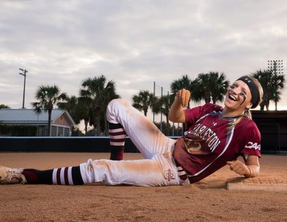 Softball Star is Stealing the Spotlight