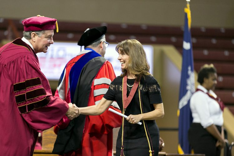 For Some Graduates, Earning a Diploma is a Journey