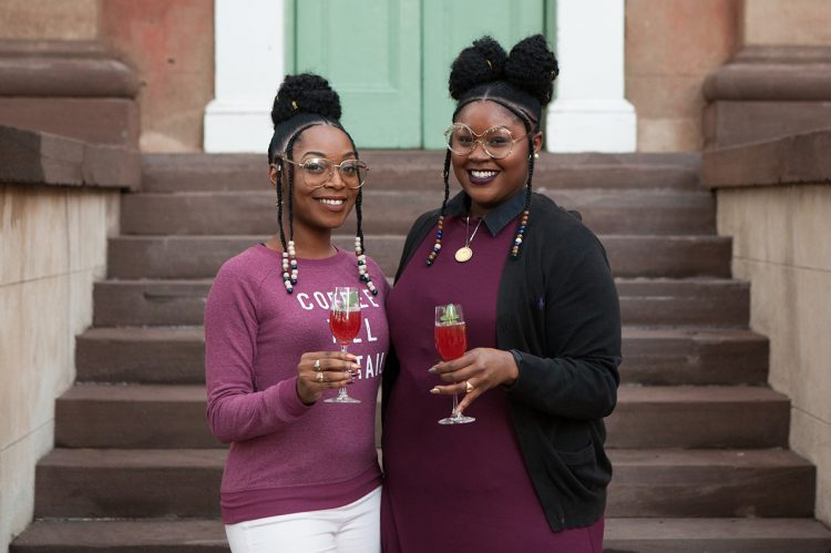Alums Shake Up Some Fun as 'Cocktail Bandits'