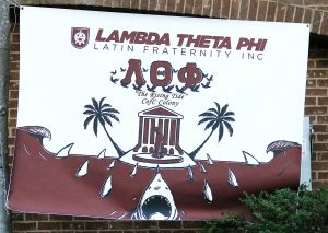 Lambda Theta Phi is CofC's first Latin fraternity.