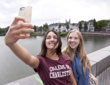 CofC Named One of Top Affordable Colleges for Study Abroad