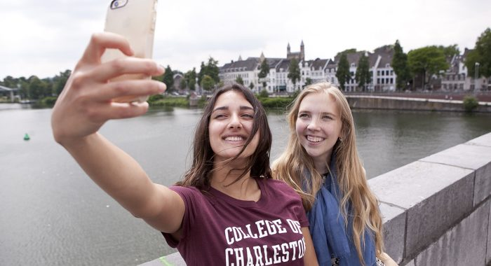 CofC Ranked No. 3 for Study Abroad