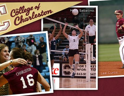 Meet CofC's 2018 Athletics Hall of Fame Inductees