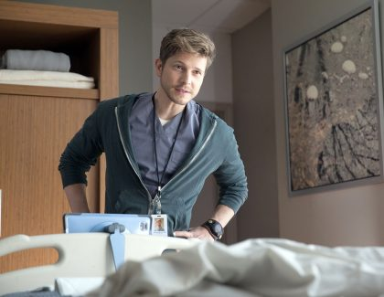 CofC Alum Matt Czuchry Debuts New Role on 'The Resident'