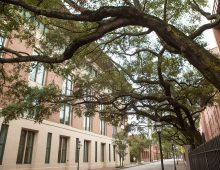 Sustainability Takes Center Stage for CofC Performance Season