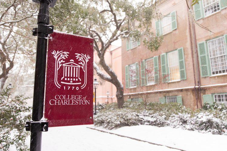 CofC Campus Closed for Winter Break