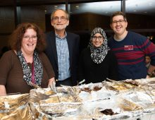 Food and Faith Event to Serve Muslim, Jewish Dishes With a Side of Discourse